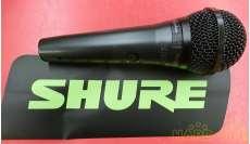 ダイナミック ボーカルマイク|SHURE