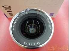 ニコン用広角単焦点レンズ|CARL ZEISS