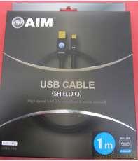 USB A⇔USB Micro Bケーブル|AIM