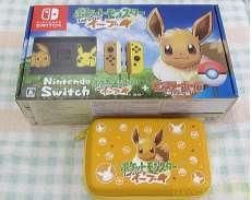 Nintendo Switch Let's Go! イーブイセット|任天堂