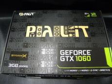 PALIT GEFORCE GTX1060|DOSPARA