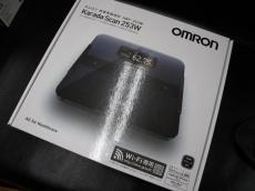 体重体組成計 カラダスキャン|OMRON