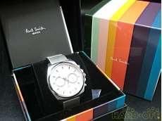 クォーツ・アナログ腕時計|PAUL SMITH
