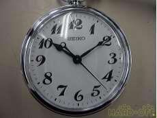 クォーツ式 懐中時計|SEIKO