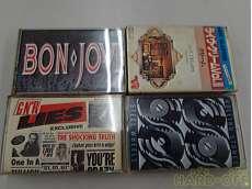 カセットテープ 洋楽 4本|Geffen Records