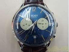 クォーツ・アナログ腕時計 HENRY LONDON