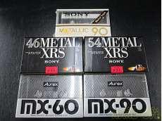 カセットテープ メタル|SONY AUREX