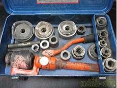 油圧パンチャーセット|TOYO