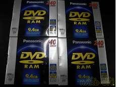DVD-RAM 未開封品