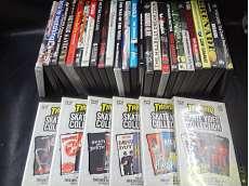 スケートボード系DVD 31本|まとめ売り