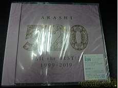 嵐 5×20 All the BEST!! 1999-2019(通常盤)|J STORM