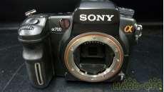 デジタル一眼レフカメラ|SONY XES