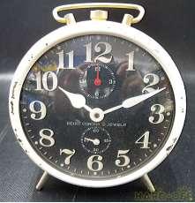 機械式目覚まし時計|SEIKO