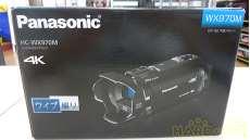 4Kビデオカメラ  未使用品|PANASONIC
