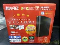 USB2.0/1.1接続外付けHDD  未開封品|BUFFALO