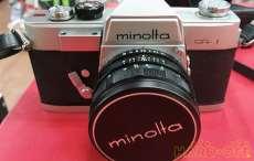 フィルム一眼レフ|MINOLTA