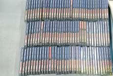 【ジャンク品】 カラオケ用 DVD 109枚セット|その他ブランド