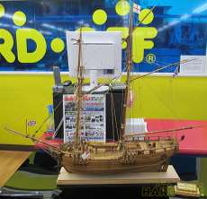 木製帆船|EUROMODEL