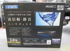 USB3.0/2.0 外付けHDD I・O DATA