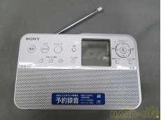 ポータブルラジオ SONY