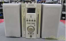 CD/MDコンポ|KENWOOD