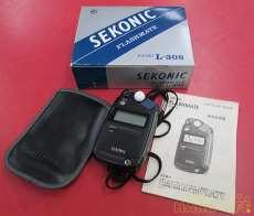 カメラアクセサリー関連商品|SEKONIC