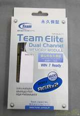 DDR3-1600/PC3-12800|TEAMELITE