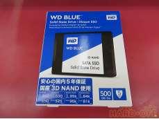 【未開封品】 SSD 500GB 64-217653