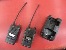 トランシーバー DJ-R100D/EDC-167 64-185853