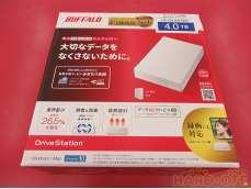 【未開封品】外付HDD 64-219459