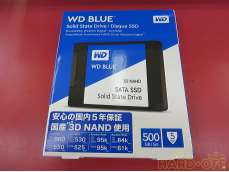 【未開封品】 SSD 500GB 64-217646