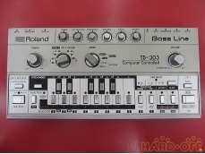 【ジャンク扱い】打ち込み不能 Roland TB-303 64-215482