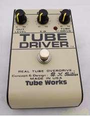 ギター用オーバードライブ TUBE DRIVER