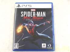 PS5ソフト スパイダーマン マイルズ・モラレス|ソニー・インタラクティブエンタテインメント