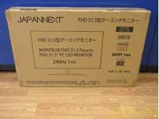 31.5インチ ゲーミングモニター 店頭受取のみ|JAPANNEXT