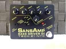 ベース・ドライバー|SANSAMP