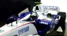 1/43 BMW Sauber F1.07 S.Vettel USA GP 2007|MINICHAMPS