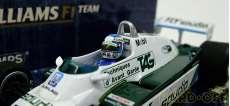 1/43 Williams F1 FW08 K.Rosberg 1982|MINICHAMPS