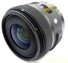 標準・中望遠単焦点レンズ SIGMA