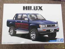 ダブルキャブ 4WD `94|青島文化教材社