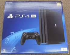 PlayStation 4 Pro【2TB】|SONY
