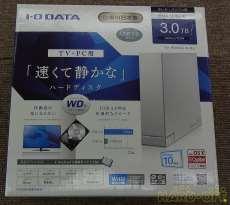 3TB|I・O DATA