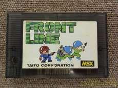 MSXソフト TAITO