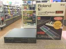 MIDIインターフェイス ROLAND