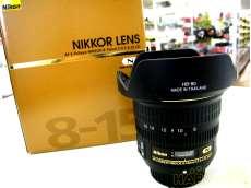 AF-S Fisheye Nikkor 8-15mm F3.5/4.5E ED|NIKON