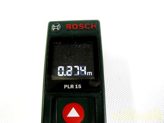 測定距離 0.15~15m単4/2本対応