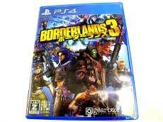 ボーダーランズ3 PS4ソフト|