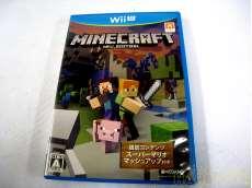MINECRAFT:WiiU EDITION Wii Uソフト 