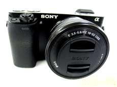 ILCE-6000Lデジタル一眼レフカメラ|SONY