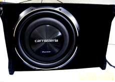 TS-W3020サブウーファー|CARROZZERIA